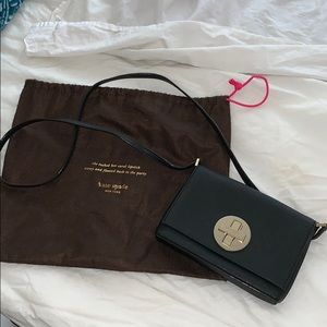 Kate Spade cross body clutch